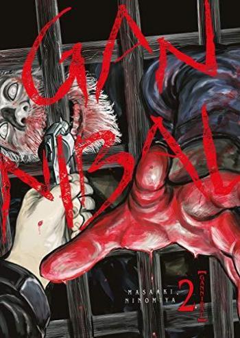Couverture de l'album Gannibal - 2. tome 2