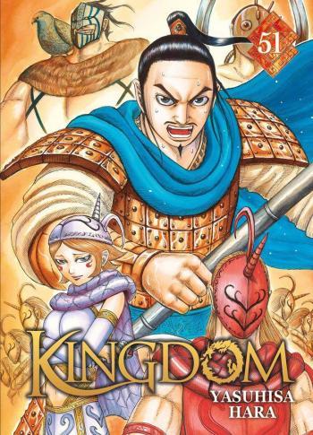 Couverture de l'album Kingdom - 51. Vers une guerre d'usure plus intensive