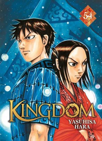 Couverture de l'album Kingdom - 54. Derniers vivres et derniers assauts ?