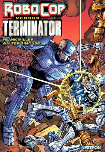 Couverture de l'album Vestron - 38. Robocop Vs. Terminator