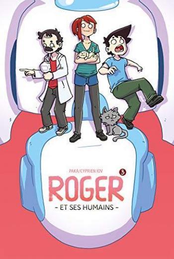 Couverture de l'album Roger et ses humains - 3. Roger et ses humains 3