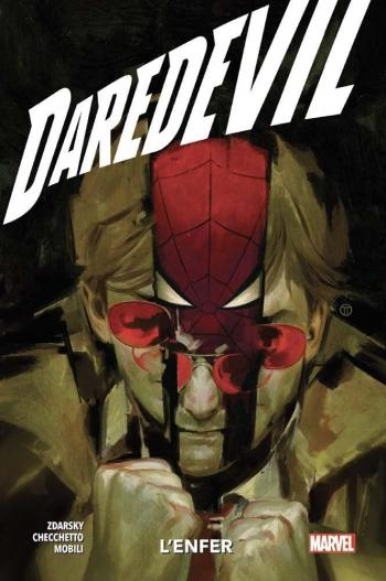 Couverture de l'album Daredevil - L'homme sans peur (Zdarsky/Checchetto) - 3. Through Hell