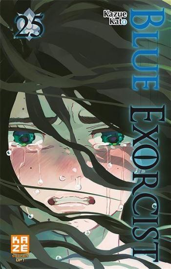 Couverture de l'album Blue Exorcist - 25. Tome 25