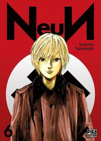 Couverture de l'album NeuN - 6. Tome 6