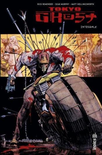 Couverture de l'album Tokyo Ghost (Urban Comics) - INT. Intégrale