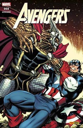 Couverture de l'album Avengers (V7, Fascicules) - 8. Le retour de Starbrand