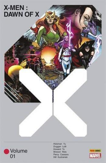 Couverture de l'album Dawn of X - 1. Volume 1
