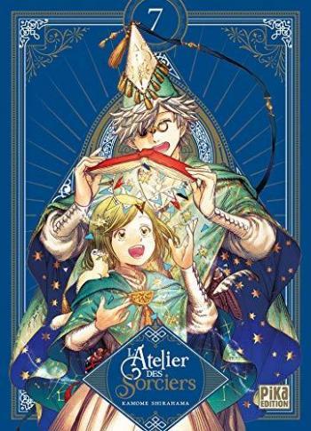 Couverture de l'album L'Atelier des Sorciers - 7. tome 7