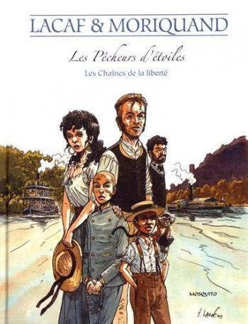 Couverture de l'album Les pêcheurs d'étoiles - 5. Les chaines de la liberté