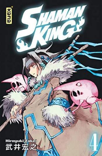 Couverture de l'album Shaman King (Star Edition) - 4. tome 4