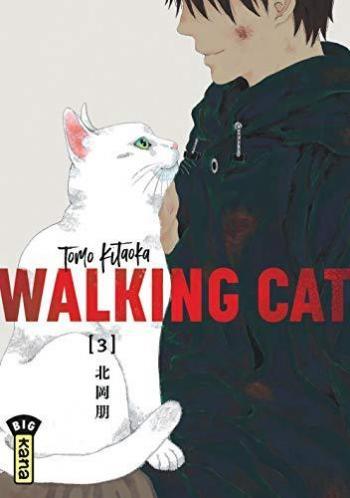 Couverture de l'album Walking Cat - 3. tome 3