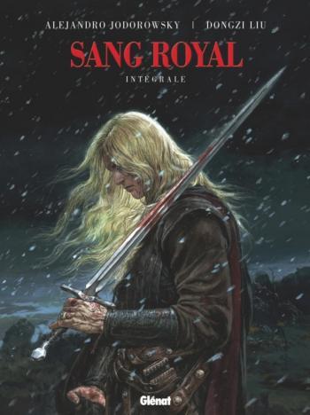 Couverture de l'album Sang royal - INT. Intégrale
