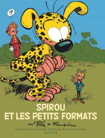 Couverture de l'album Spirou et Fantasio - HS. Spirou et les petits formats
