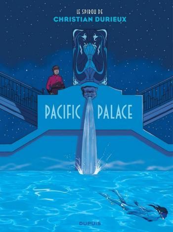 Couverture de l'album Une aventure de Spirou et Fantasio par... (Le Spirou de…) - 18. Pacific Palace