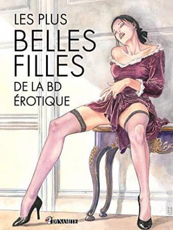 Couverture de l'album Les plus belles filles de la BD érotique (One-shot)