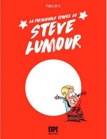 Couverture de l'album Steve Lumour - L'Art de la winne (One-shot)