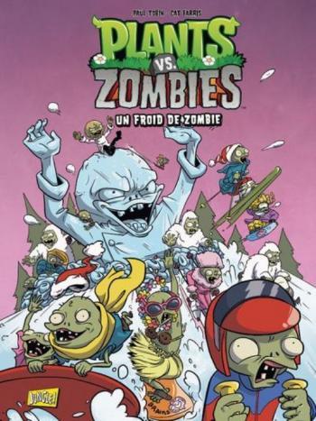 Couverture de l'album Plants vs. Zombies - 13. Un froid de zombie