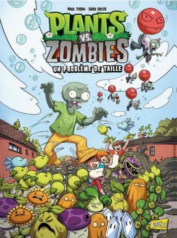 Couverture de l'album Plants vs. Zombies - 14. Un problème de taille
