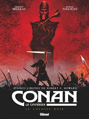 Couverture de l'album Conan le Cimmérien - 2. Le colosse noir