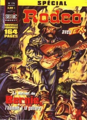 Couverture de l'album Rodéo (Spécial) - 176. Le désert des Mohaves