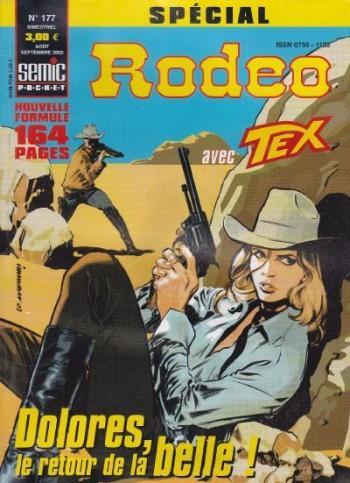 Couverture de l'album Rodéo (Spécial) - 177. Le désert des Mohaves (II)