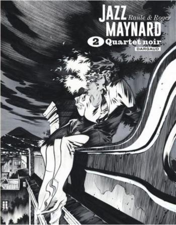 Couverture de l'album Jazz Maynard - INT. Quartet noir