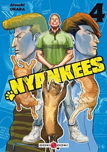 Couverture de l'album Nyankees - 4. Tome 4