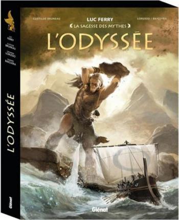 Couverture de l'album L'Odyssée - COF. Coffret Tomes 01 à 04