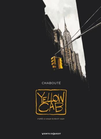 Couverture de l'album Yellow Cab (One-shot)