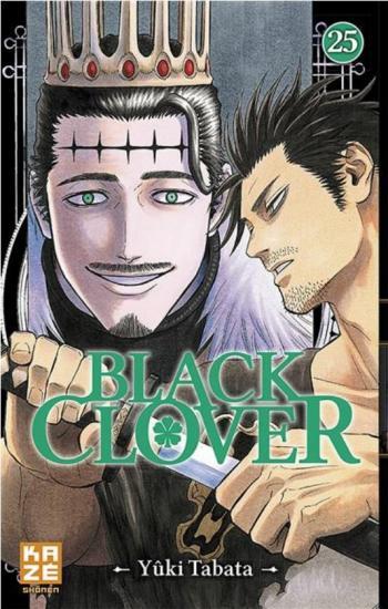 Couverture de l'album Black Clover - 25. Tome 25