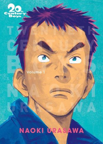 Couverture de l'album 20th Century Boys - INT. Tome 1 - Perfect Edition