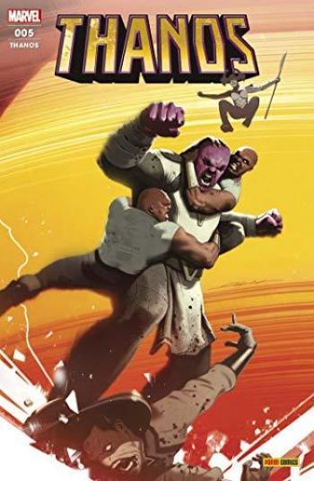 Couverture de l'album Thanos (Fresh Start) - 5. Sanctuaire zéro (5/6)