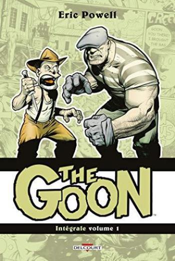 Couverture de l'album The Goon - INT. Intégrale volume 1