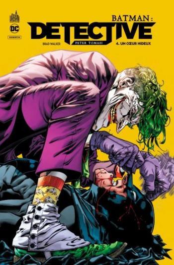 Couverture de l'album Batman - Détective - 4. Tome 4
