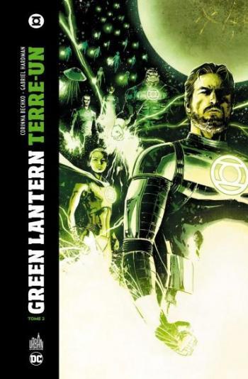 Couverture de l'album Green Lantern Terre-Un - 2. Tome 2
