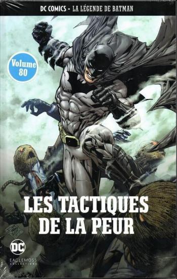 Couverture de l'album DC Comics - La légende de Batman - 59. Les tactiques de la peur