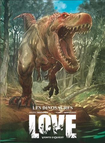 Couverture de l'album Love - 4. Le Dinosaure