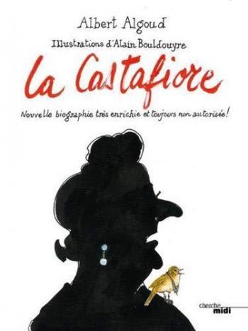 Couverture de l'album Tintin (Divers et HS) - HS. La Castafiore