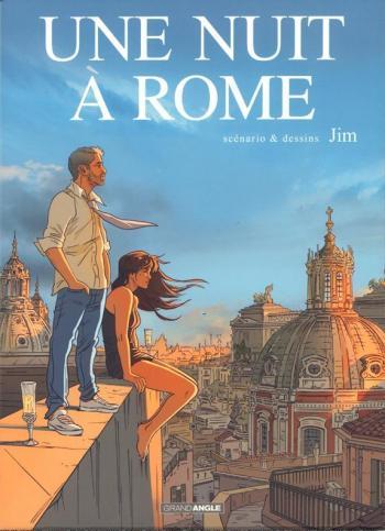 Couverture de l'album Une nuit à Rome - COF. Une nuit à Rome, Tomes 3 et 4