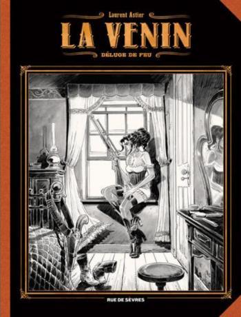 Couverture de l'album La Venin - 1. Déluge de feu