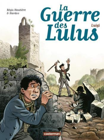 Couverture de l'album La Guerre des Lulus - 7. Luigi