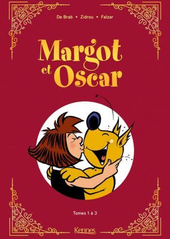 Couverture de l'album Margot Et Oscar Pluche - INT. Margot et Oscar (Intégrale Tomes 1, 2 et 6)