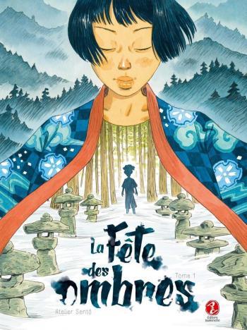 Couverture de l'album La Fête des Ombres - 1. Tome 1