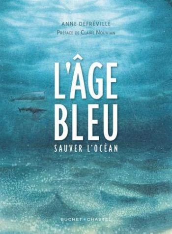 Couverture de l'album L'âge Bleu (One-shot)
