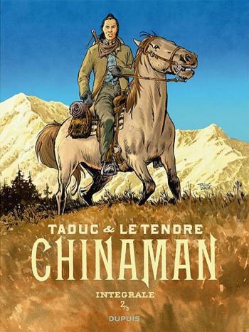 Couverture de l'album Chinaman - INT. Intégrale T2/3