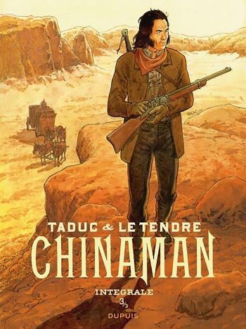 Couverture de l'album Chinaman - INT. Intégrale T3/3