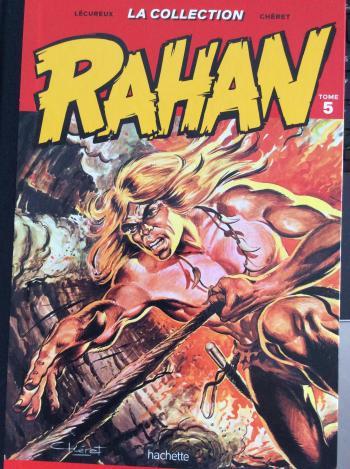 Couverture de l'album Rahan (Hachette) - 5. L'arme qui vole