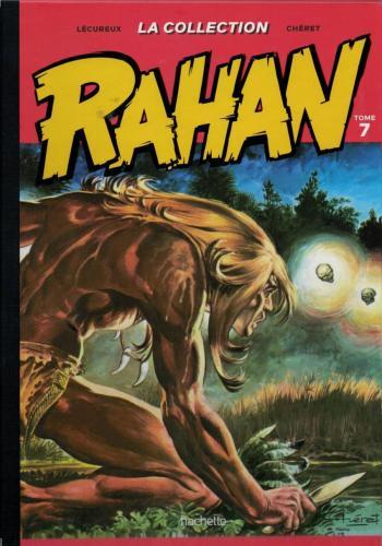 Couverture de l'album Rahan (Hachette) - 7. le territoire des ombres