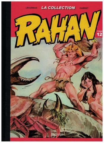 Couverture de l'album Rahan (Hachette) - 12. le retour des Gorak