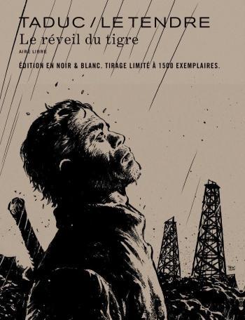 Couverture de l'album Le réveil du tigre (One-shot)